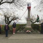 11 novembre 2020 - Rochefort - Commémoration