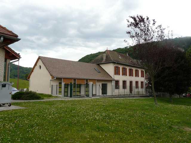 Regroupement scolaire des ARS : école de Rochefort
