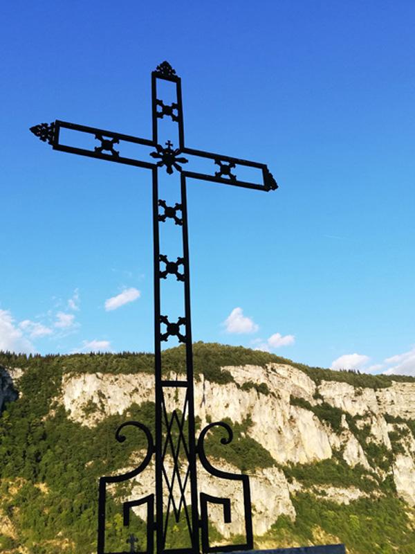 Croix du cimetière - 1844
