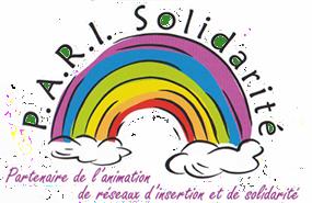 logo pari solidarité